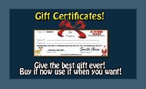 Gift Certificates Back Country Tours ATV Snowmobile specialists in Ontario