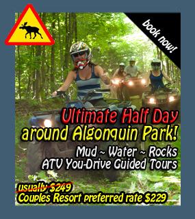 Back Country Tours ATV Snowmobile specialists in Ontario