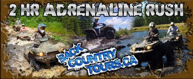 ATV Rentals, Tours & Trails in Muskoka and Haliburton