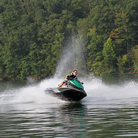 jet ski rentals and sea doo rentals wave runners muskoka