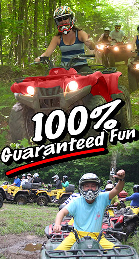 ATV Rentals Muskoka Ontario Lake of Bays