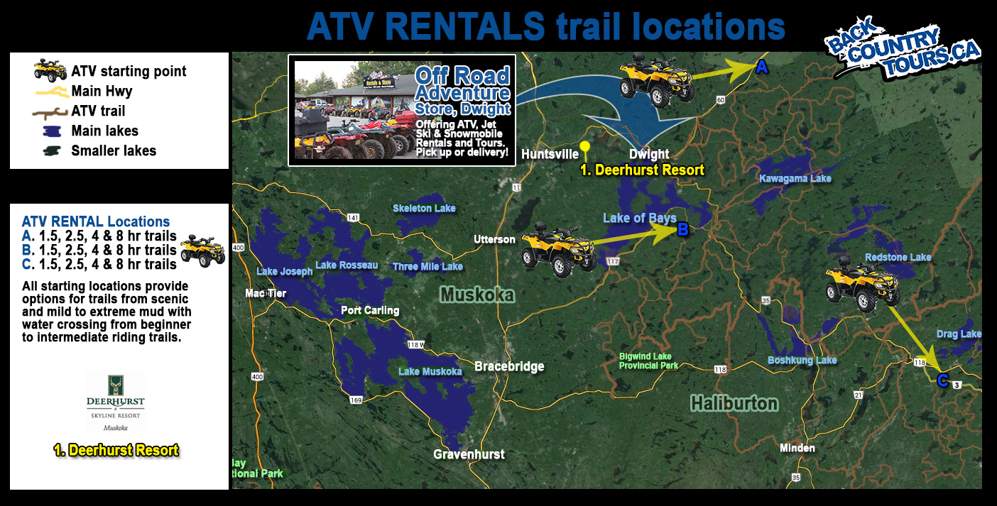 Back Country Tours Inc