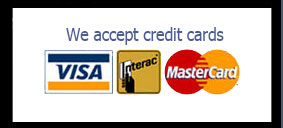 we accept credit cards at back country tours atv and snowmobile rentals