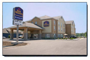 Best Western Plus Muskoka Inn, Resort Partner Back Country Tours