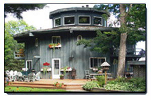 Stouffer Mill Bed and Breakfast Getaway Muskoka, Resort Partners with Back Country Tours