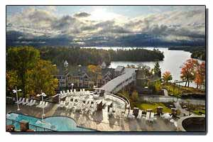 JW Marriott The Rosseau Muskoka Resort and Spa, Resort Partner Back Country Tours