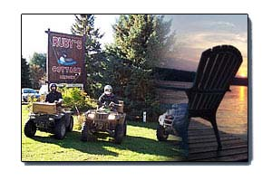 Ruby's Cottage, Resort Partner Back Country Tours