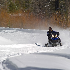 snowmobile tours in muskoka and haliburton